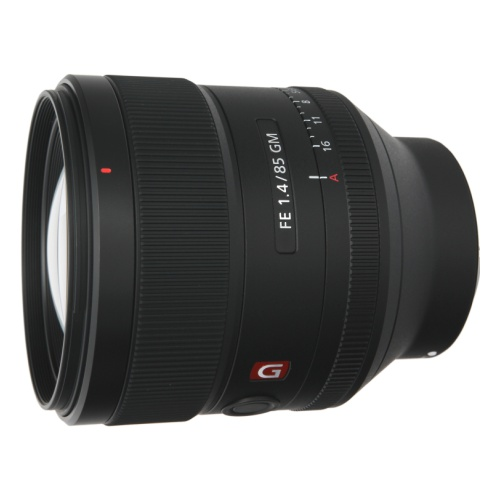 Sony SEL85F14GM 85mm F1.4 GM (SEL-85F14GM)