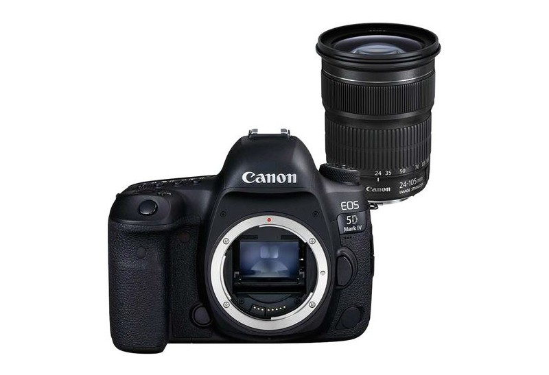 Canon EOS 5D Mark IV kit 24-105 f4 L II